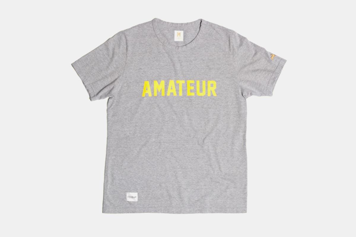 tracksmith amateur tee