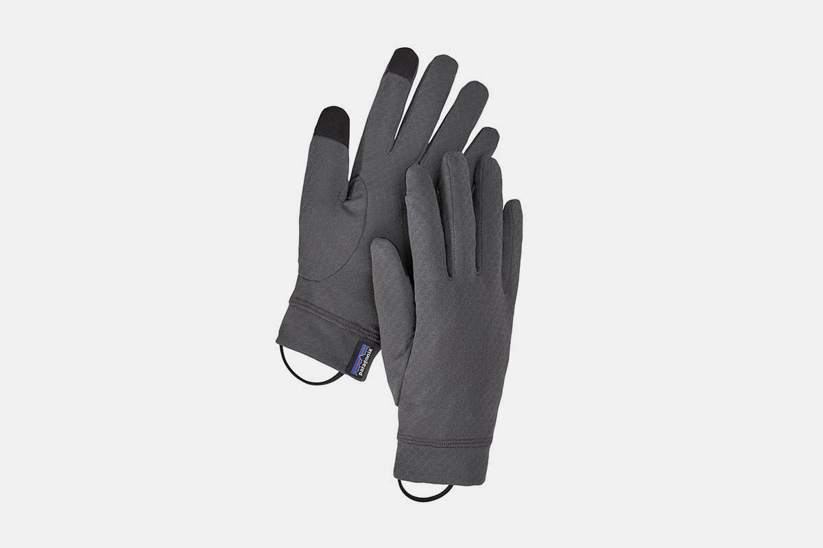 patagonia running gloves