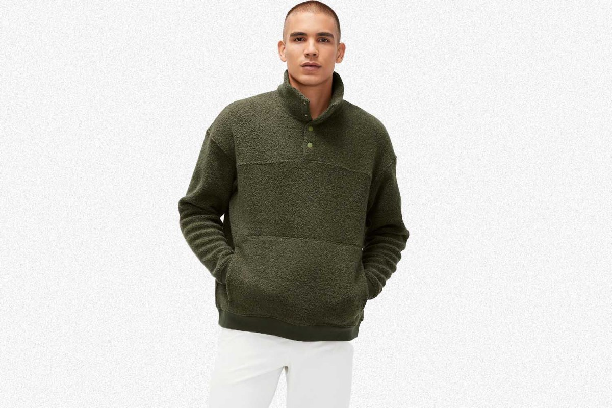 outdoor voices men's megafleece