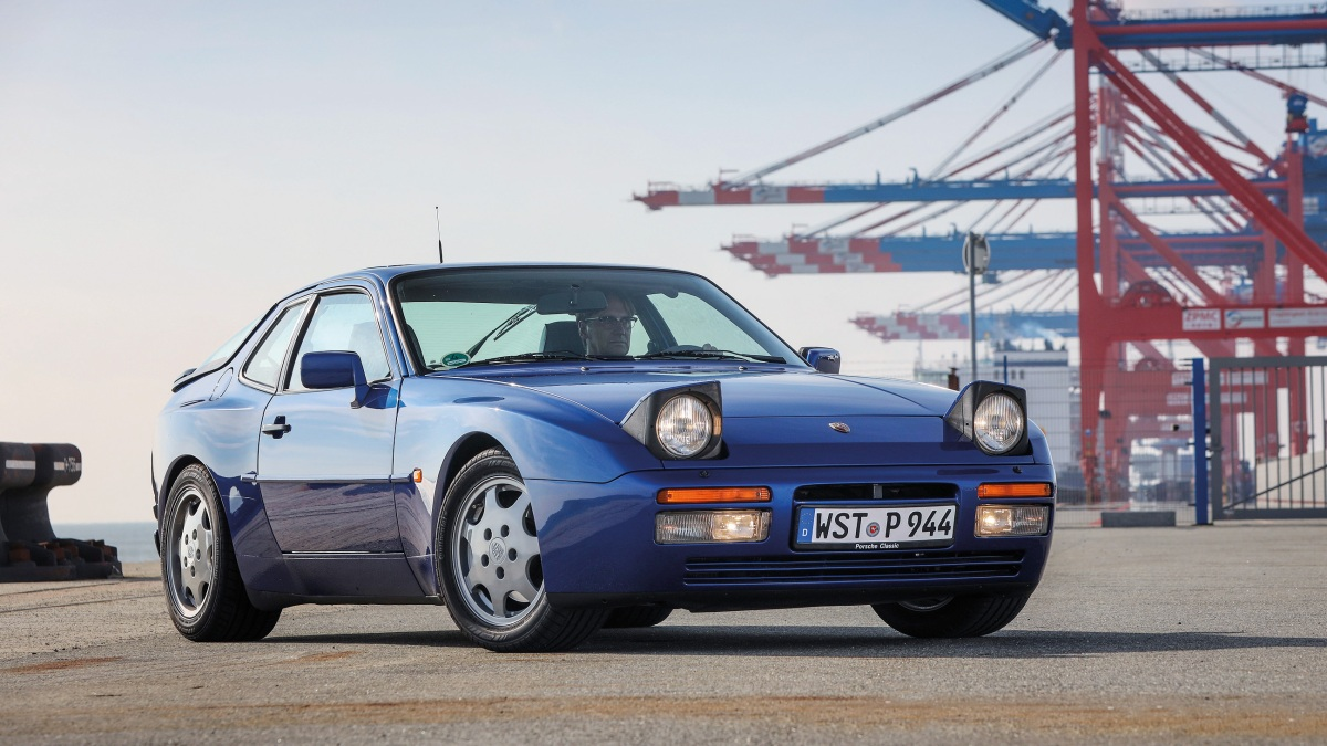 Porsche's Transaxle-Era Sports Cars Are Criminally Underrated - InsideHook