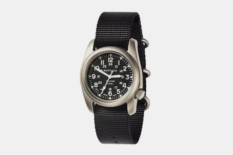 A-2T Vintage field watch