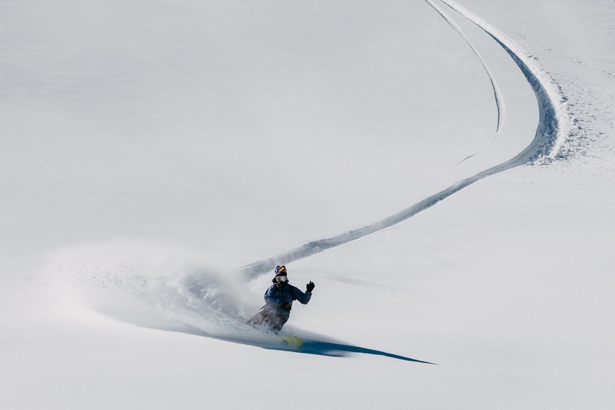 danny davis burton one world snowboard film jackson hole wy