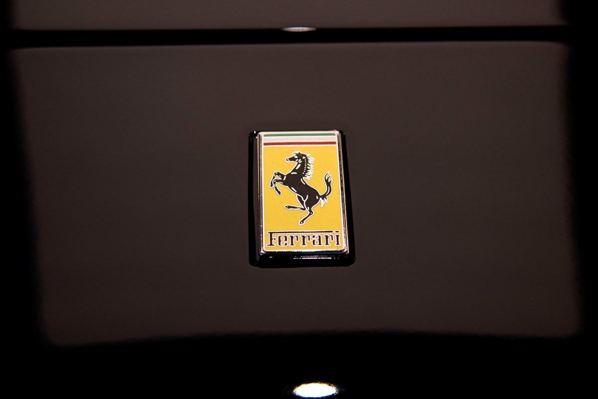 Anyone Got $200K to Buy Eddie Van Halen's Custom Ferrari?