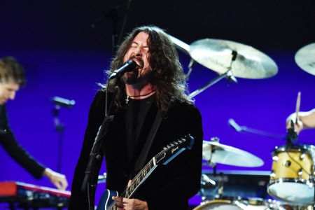 Dave Grohl concert
