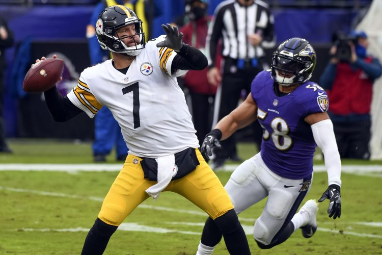 NFL Moves Ravens-Steelers Game Again Due to COVID-19