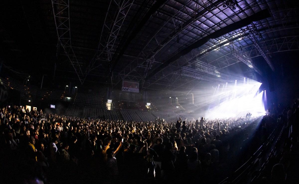 Perth Australia concert