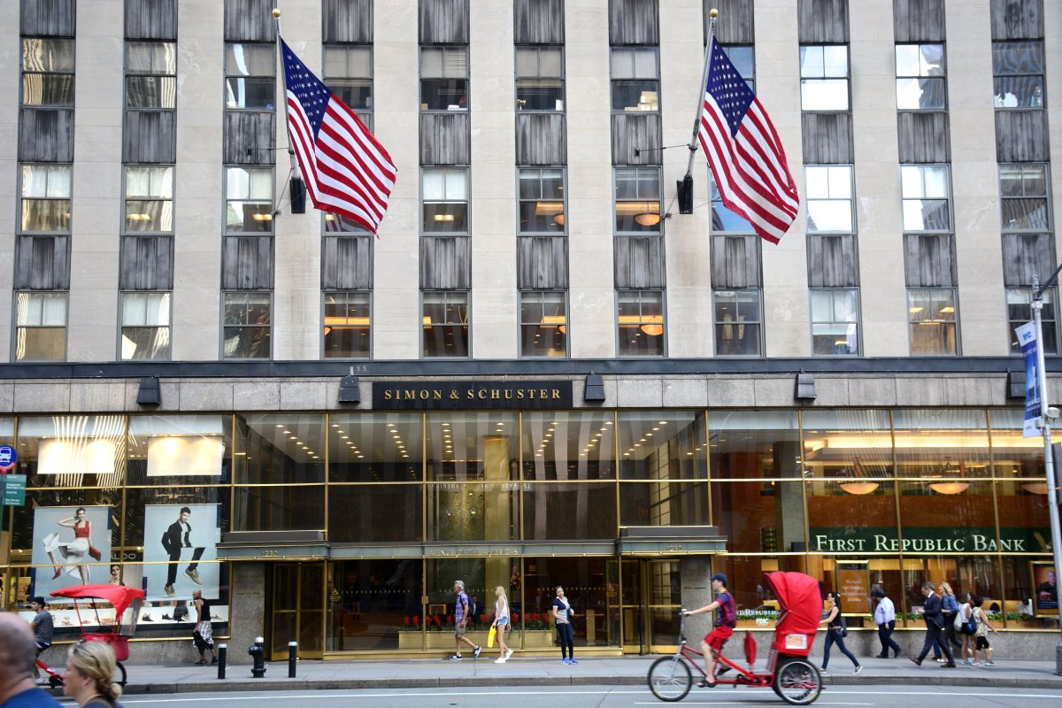 Simon & Schuster offices