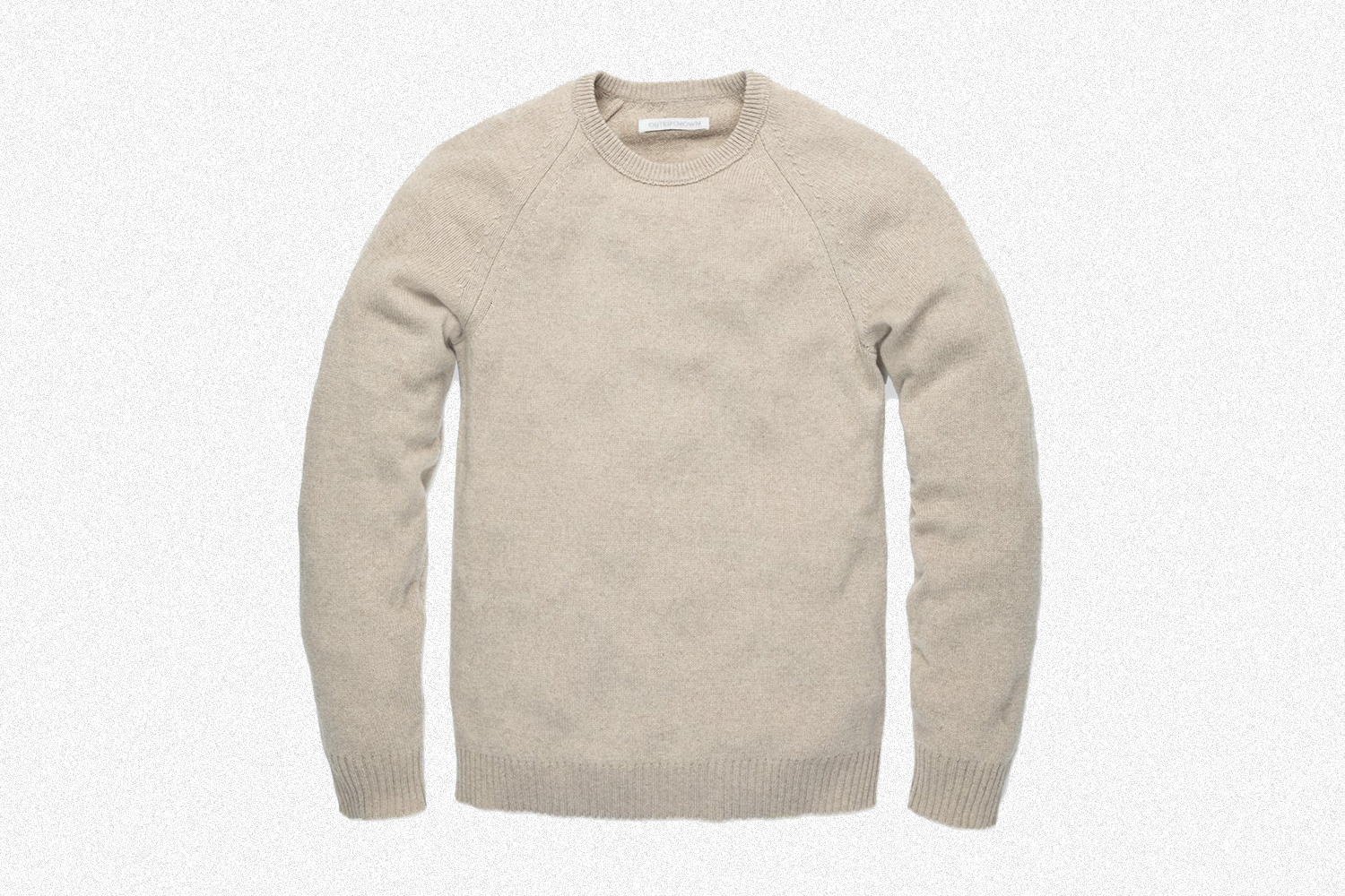 Outerknown Reimagine Cashmere Sweater