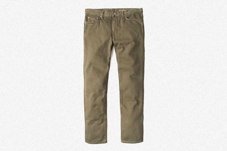 Outerknown men's SEA Jeans