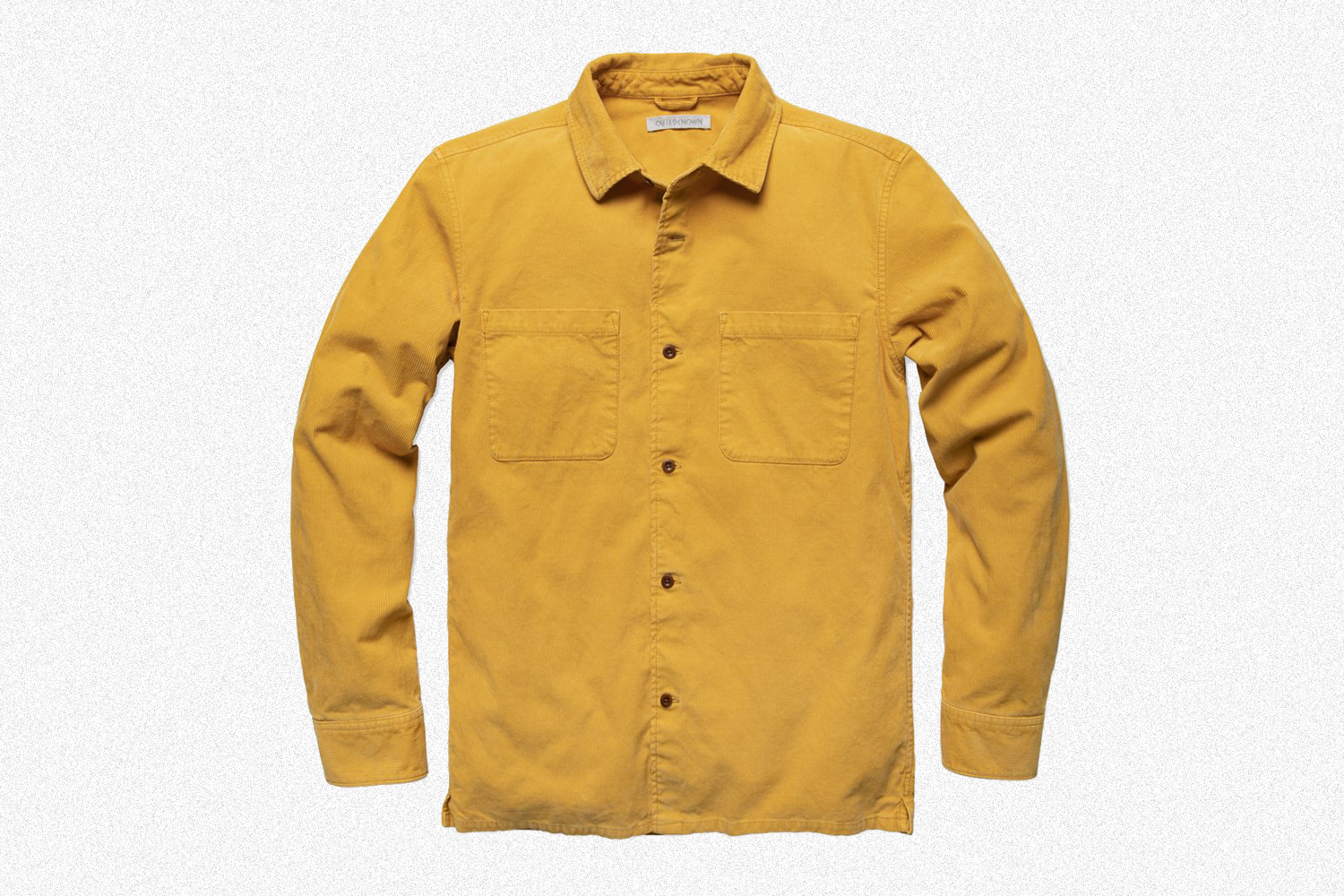 Outerknown Townes Corduroy Shirt