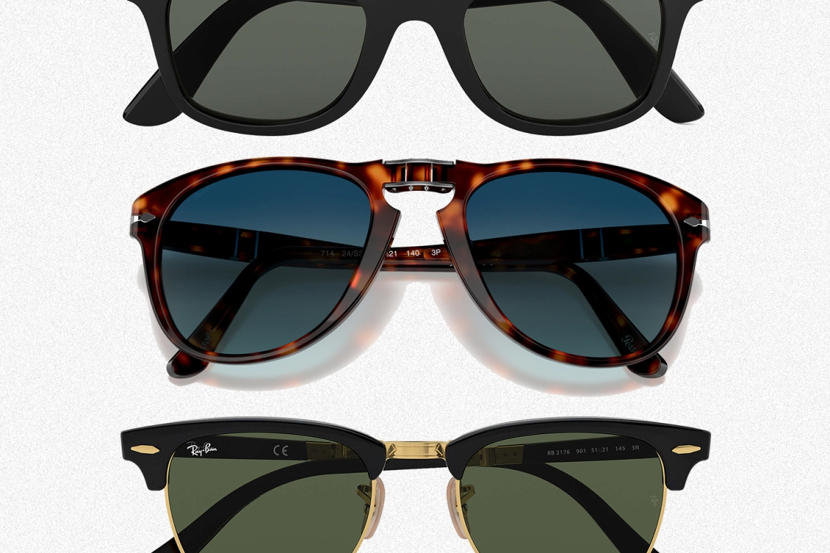 Ray-Ban and Persol's Black Friday Sales Are On. Who Needs Sunglasses?