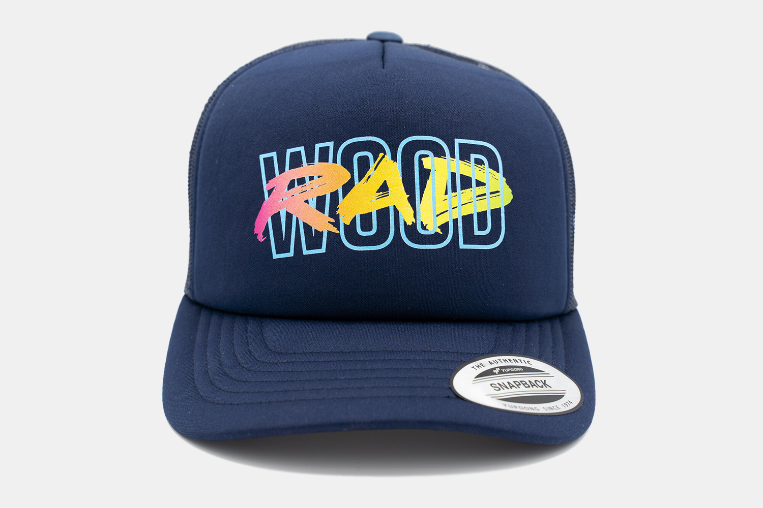 Radwood Trucker Hat
