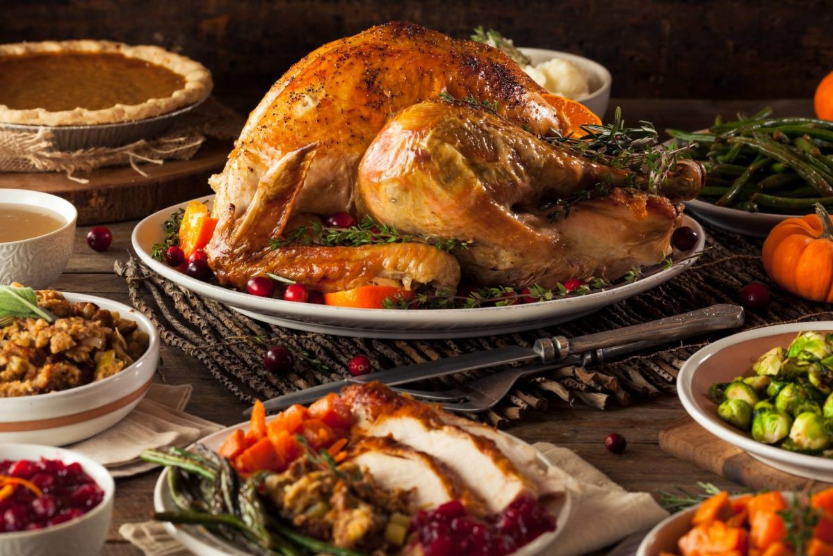 Tips for Thanksgiving for Two