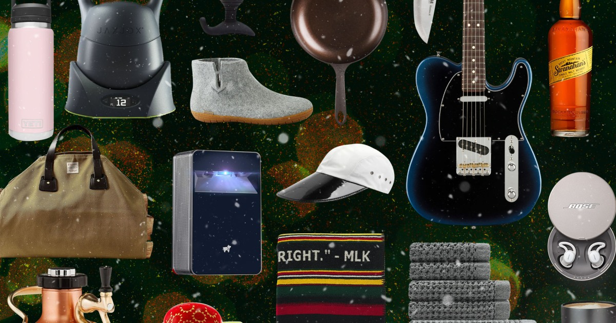 Your Last-Minute Gift Guide