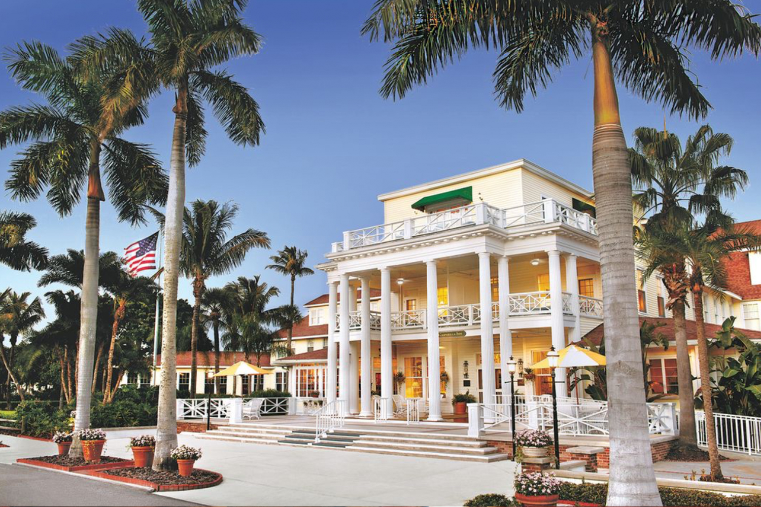 The Gasparilla Inn