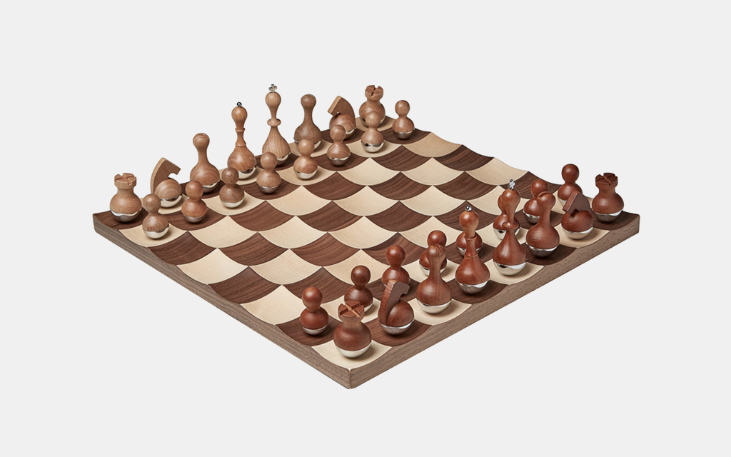 The Wobble Chess Set