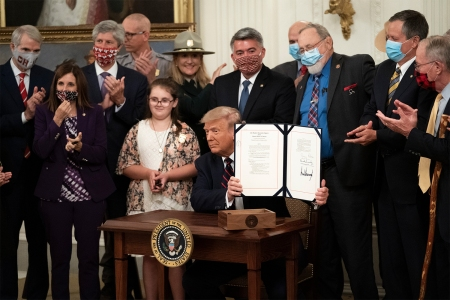 Trump Great American Outdoors Act