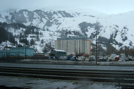 Begich Towers Whittier Alaska