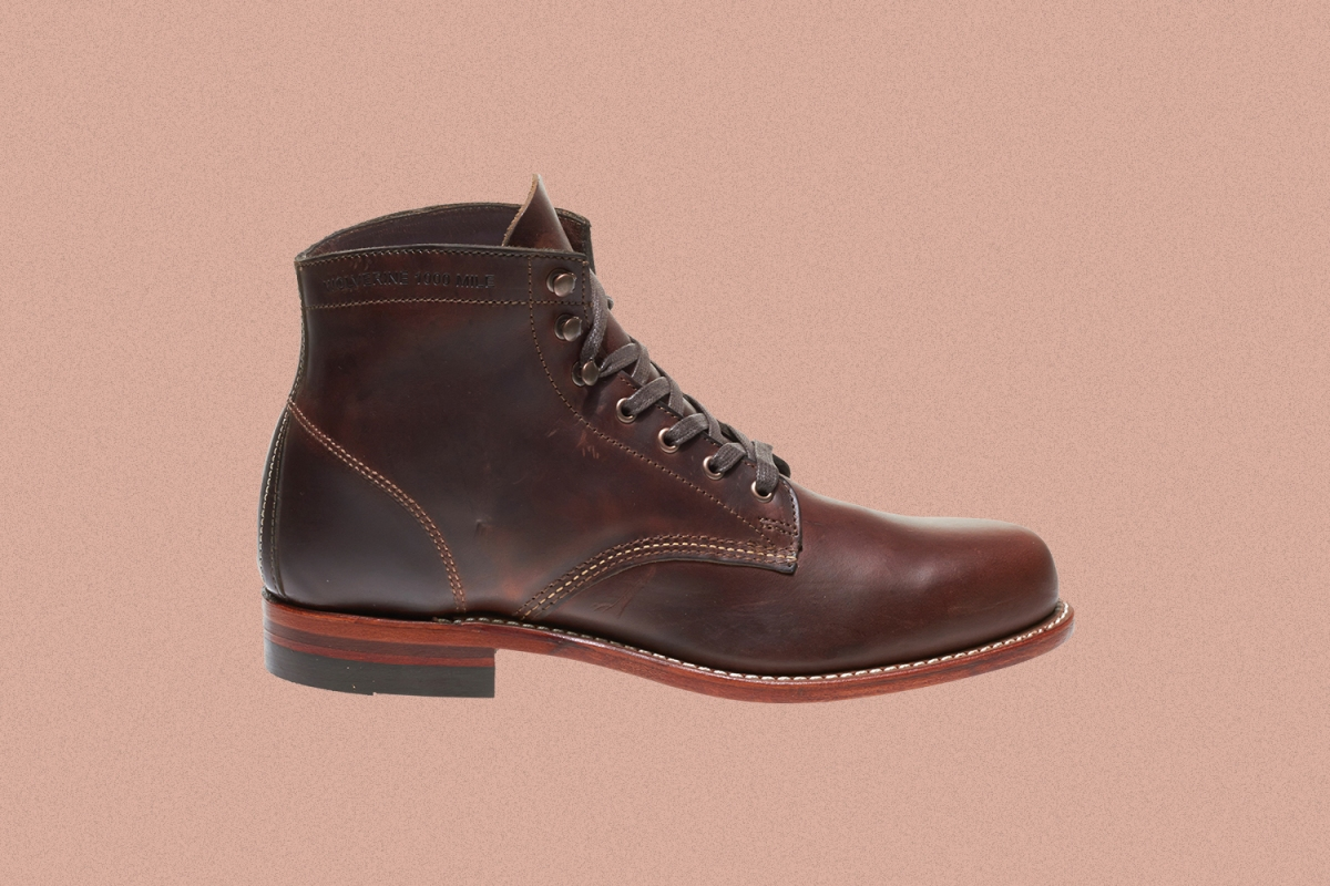 Wolverine 1000 Mile Boot discount