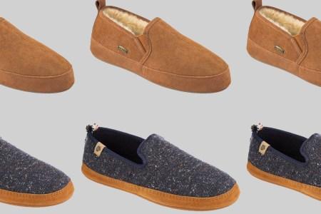 Acorn Slippers Sale