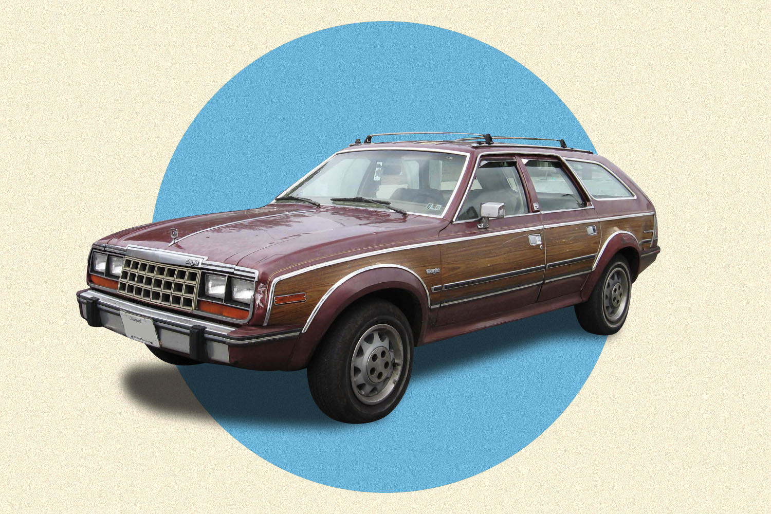 amc eagle station wagon