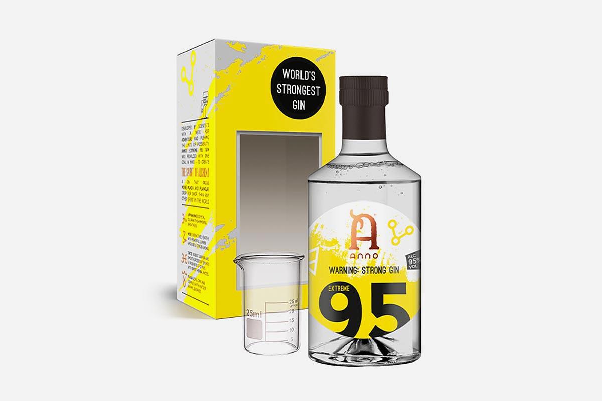 Anno Distillers Gin