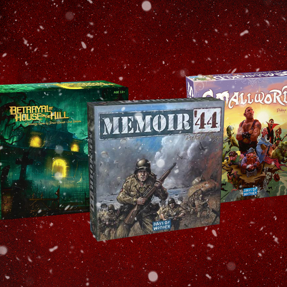 best boardgames for holiday gifting
