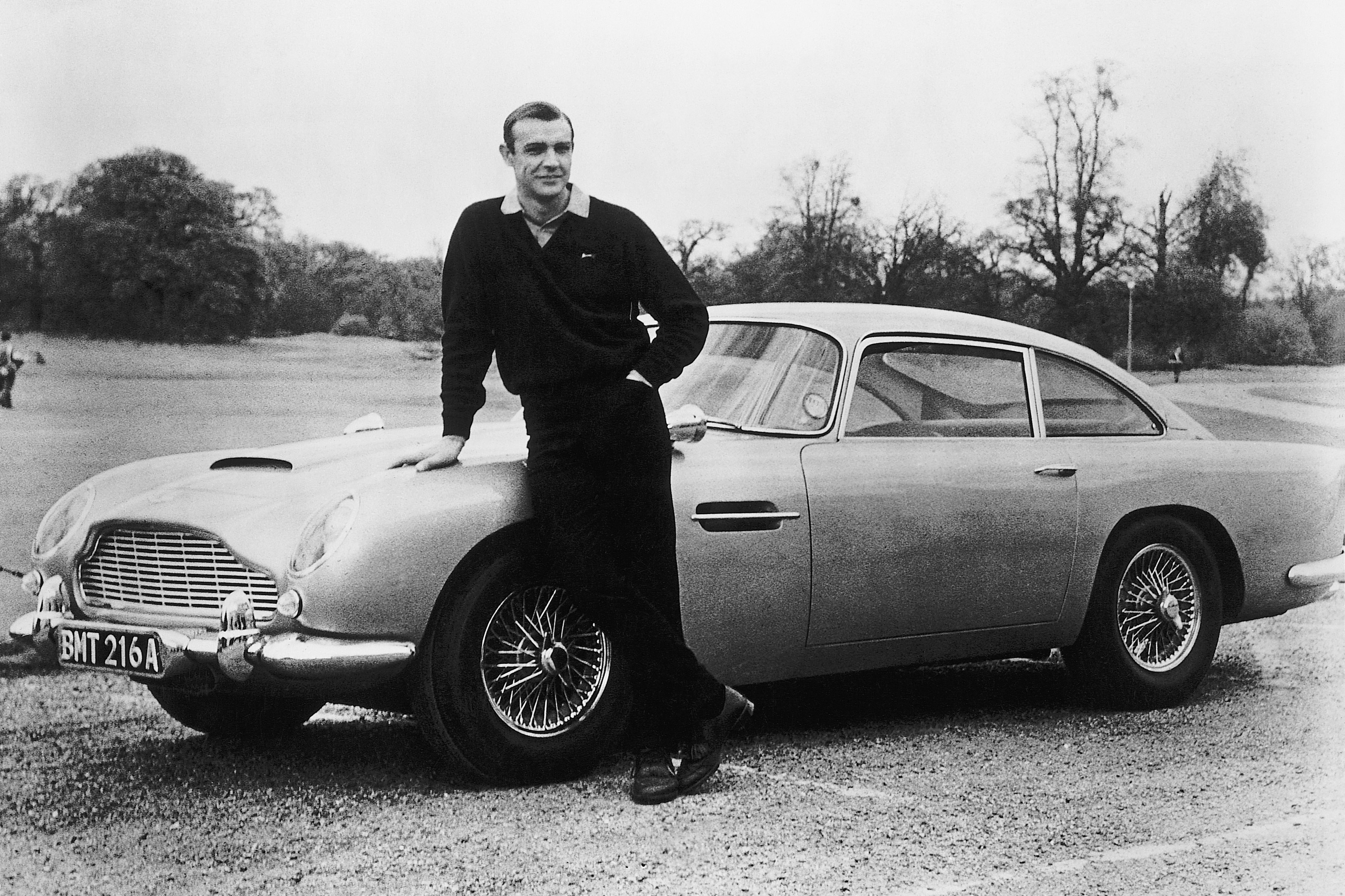 A Brief History Of James Bond S Love Affair With Aston Martin Insidehook Insidehook
