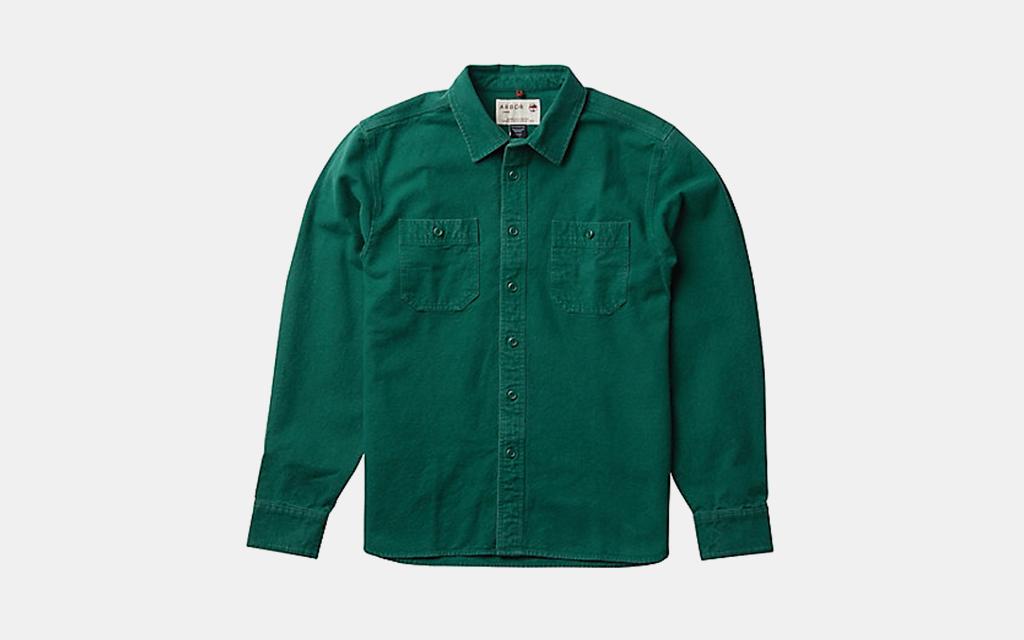 Arbor Foundation Chamois Shirt