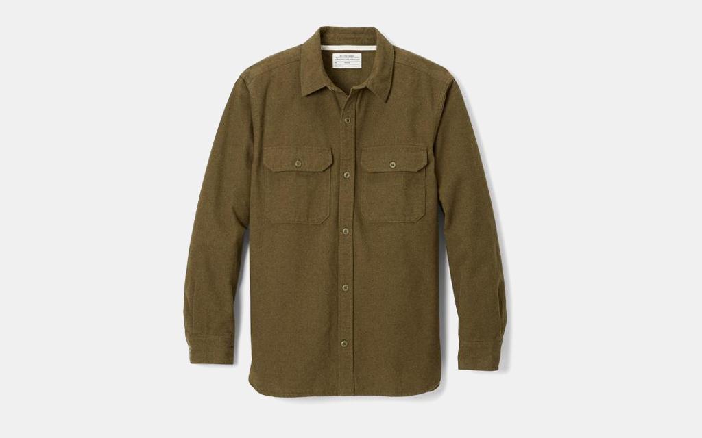 REI Co-op Nook Chamois Shirt