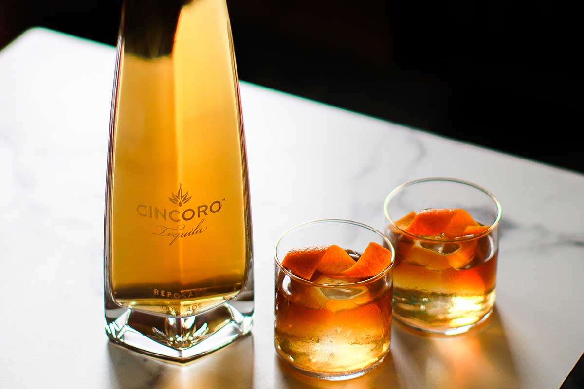 Cincoro Spice Old Fashioned