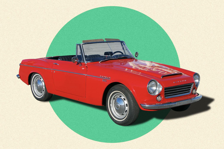 1961 datsun roadster