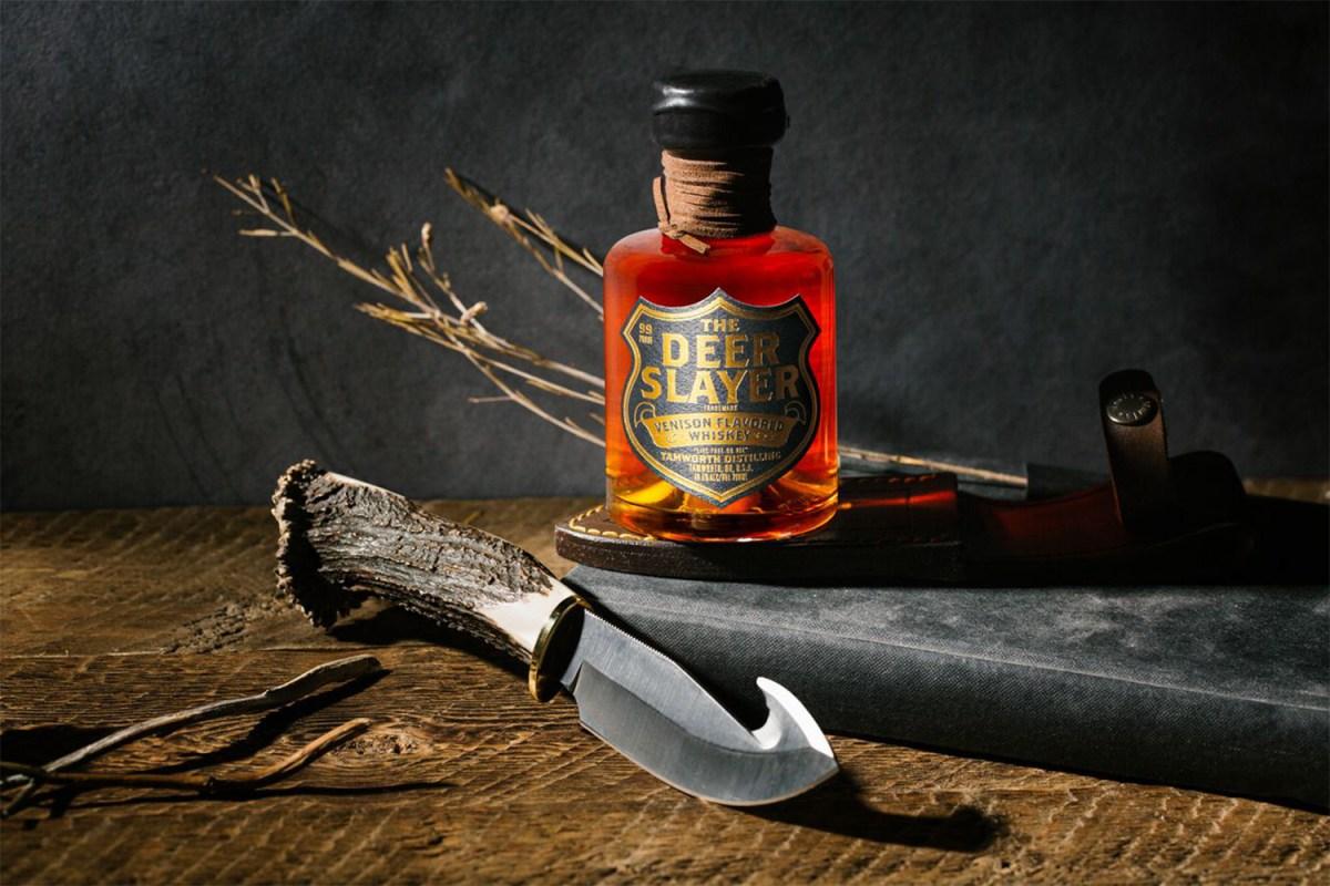 Deerslayer Whiskey