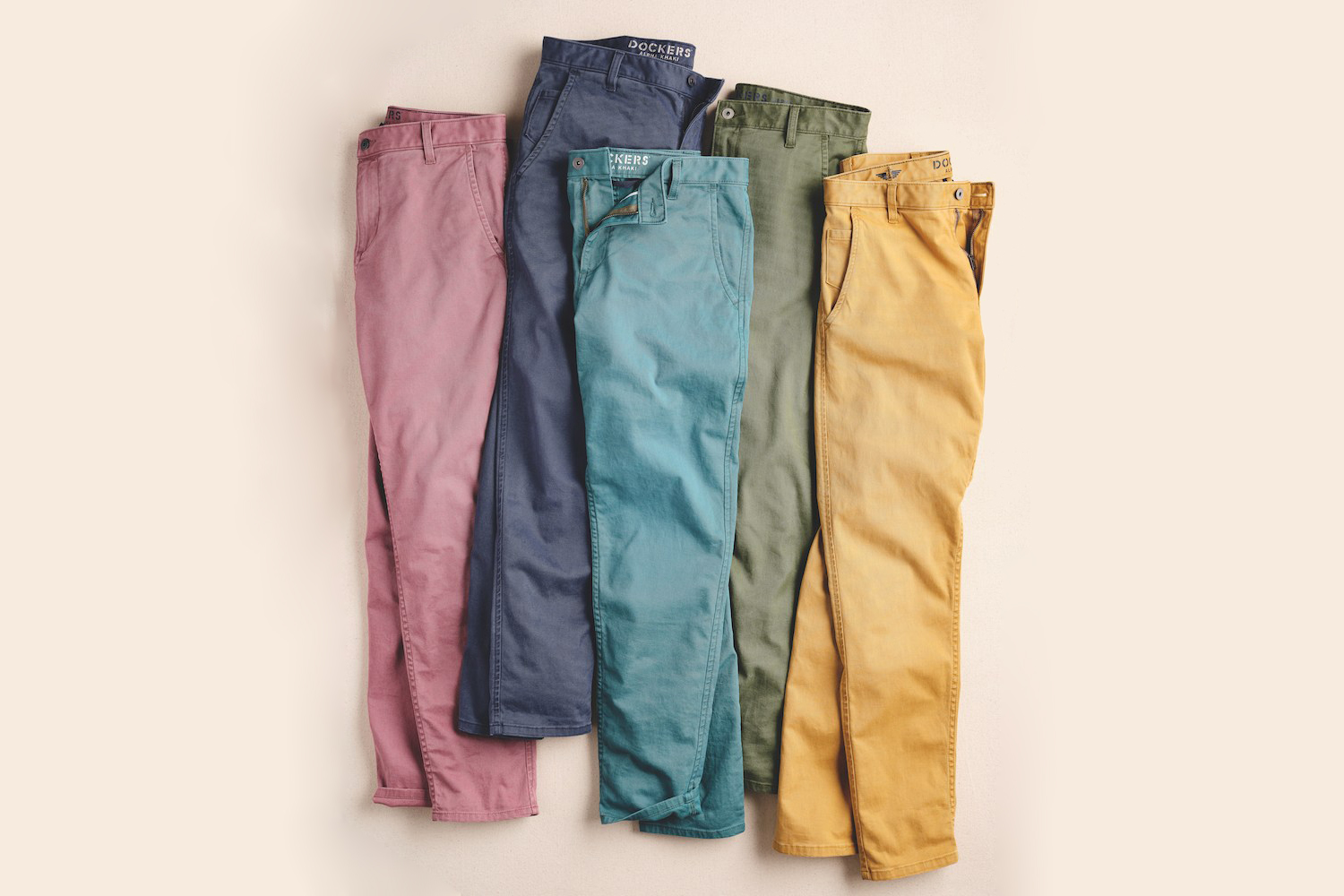 dockers waterless alpha khakis