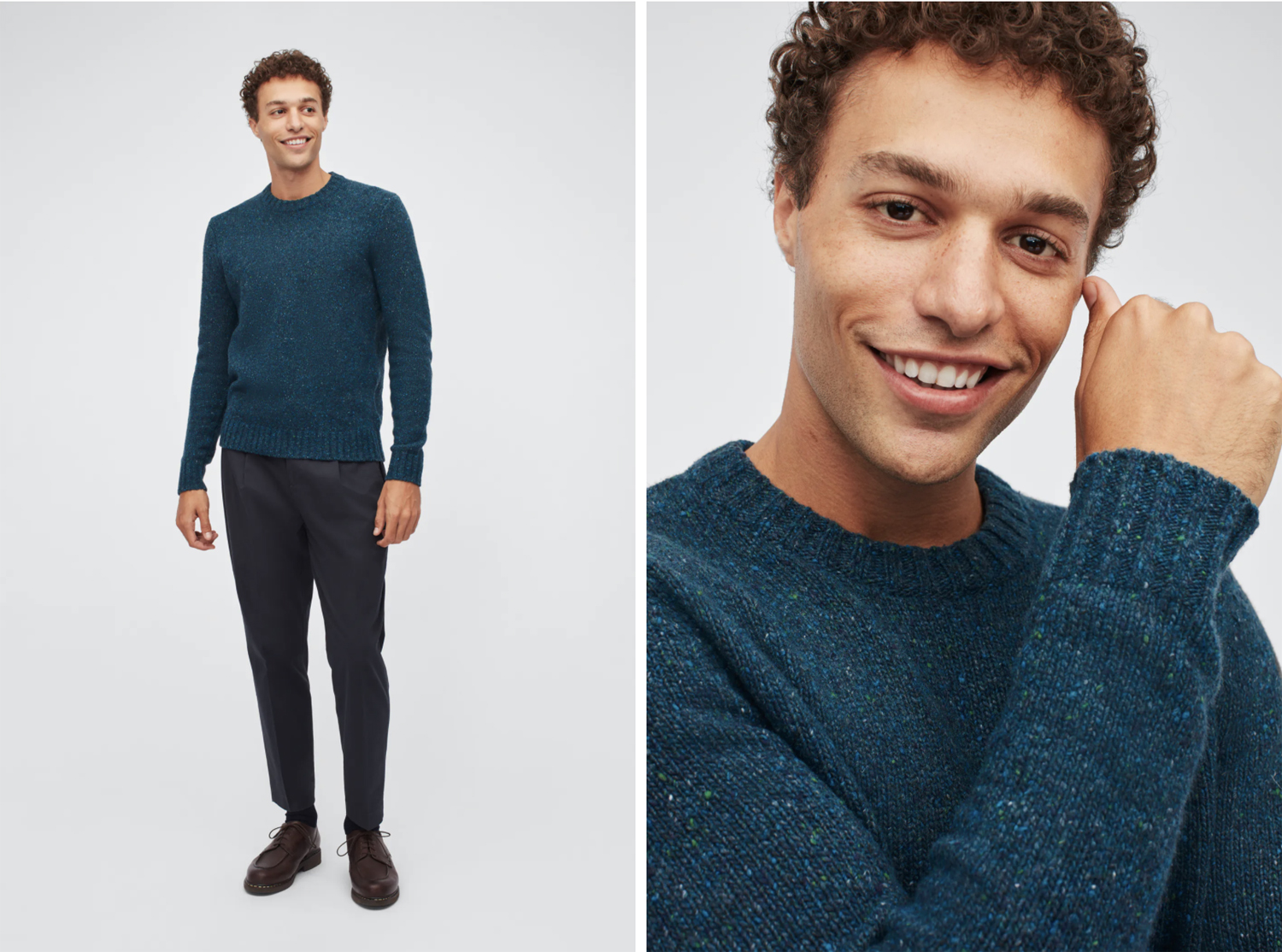 bonobos Donegal Crew Neck Sweater