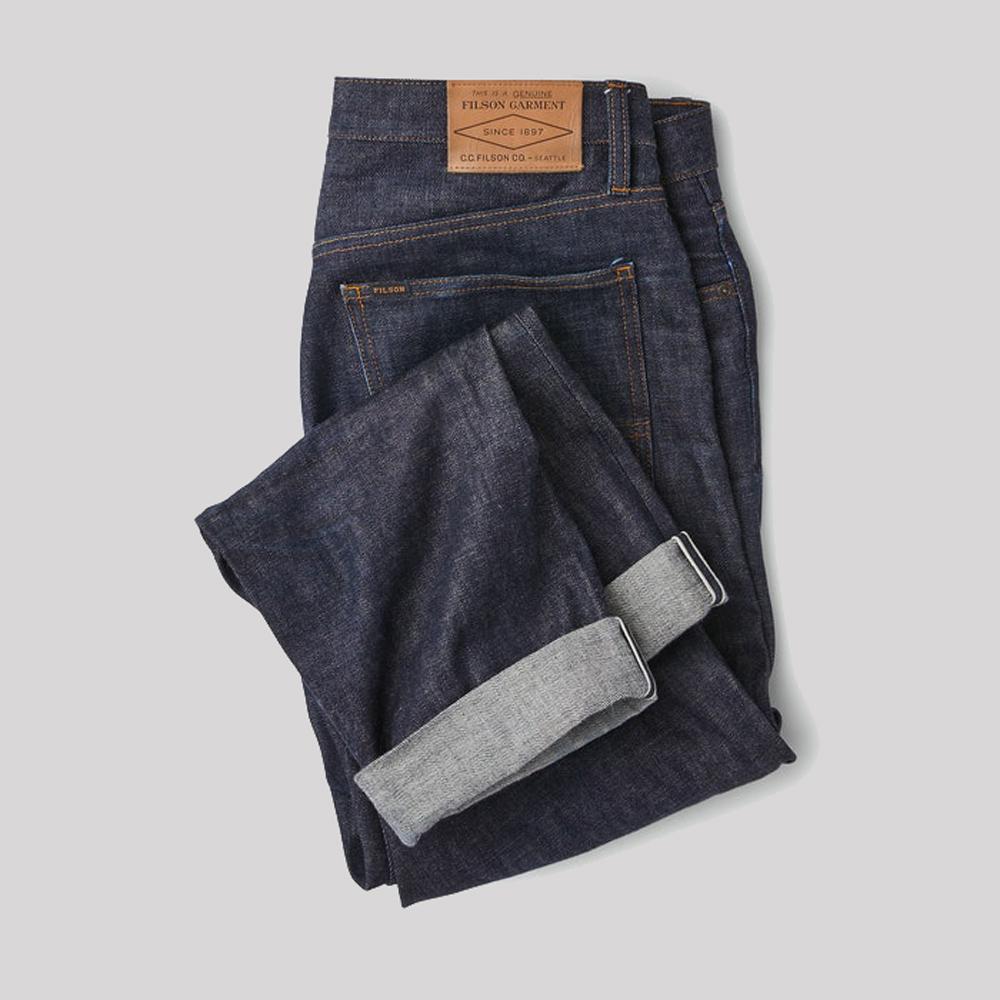 filson rail splitter jeans japanese selvedge