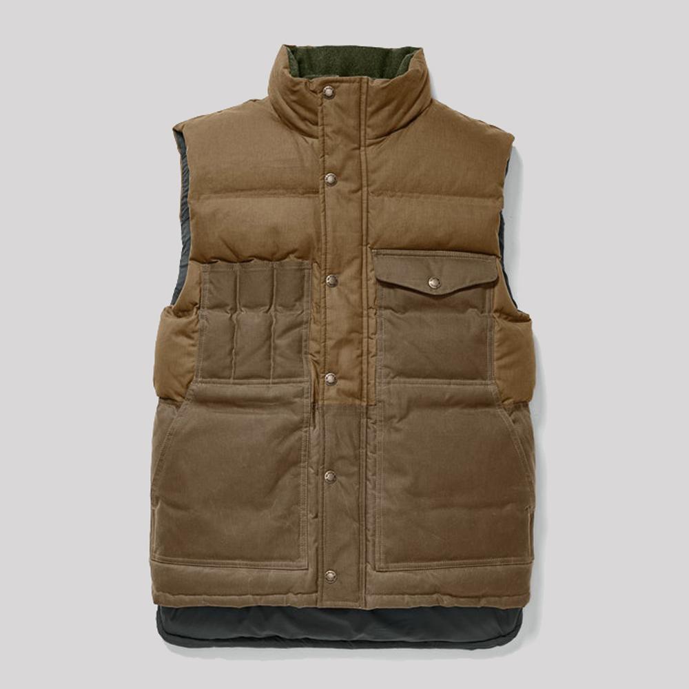 filson down cruiser vest