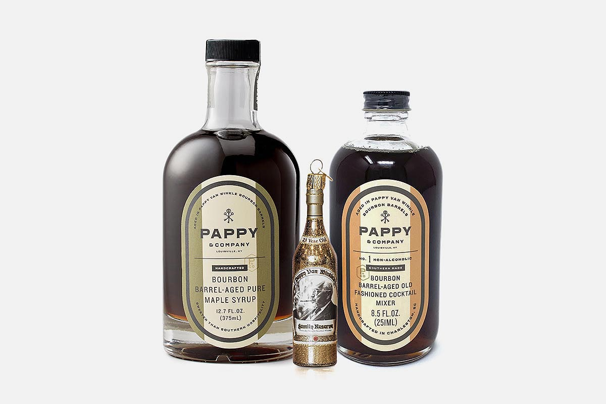 Pappy & Company The Pappy Holiday Set