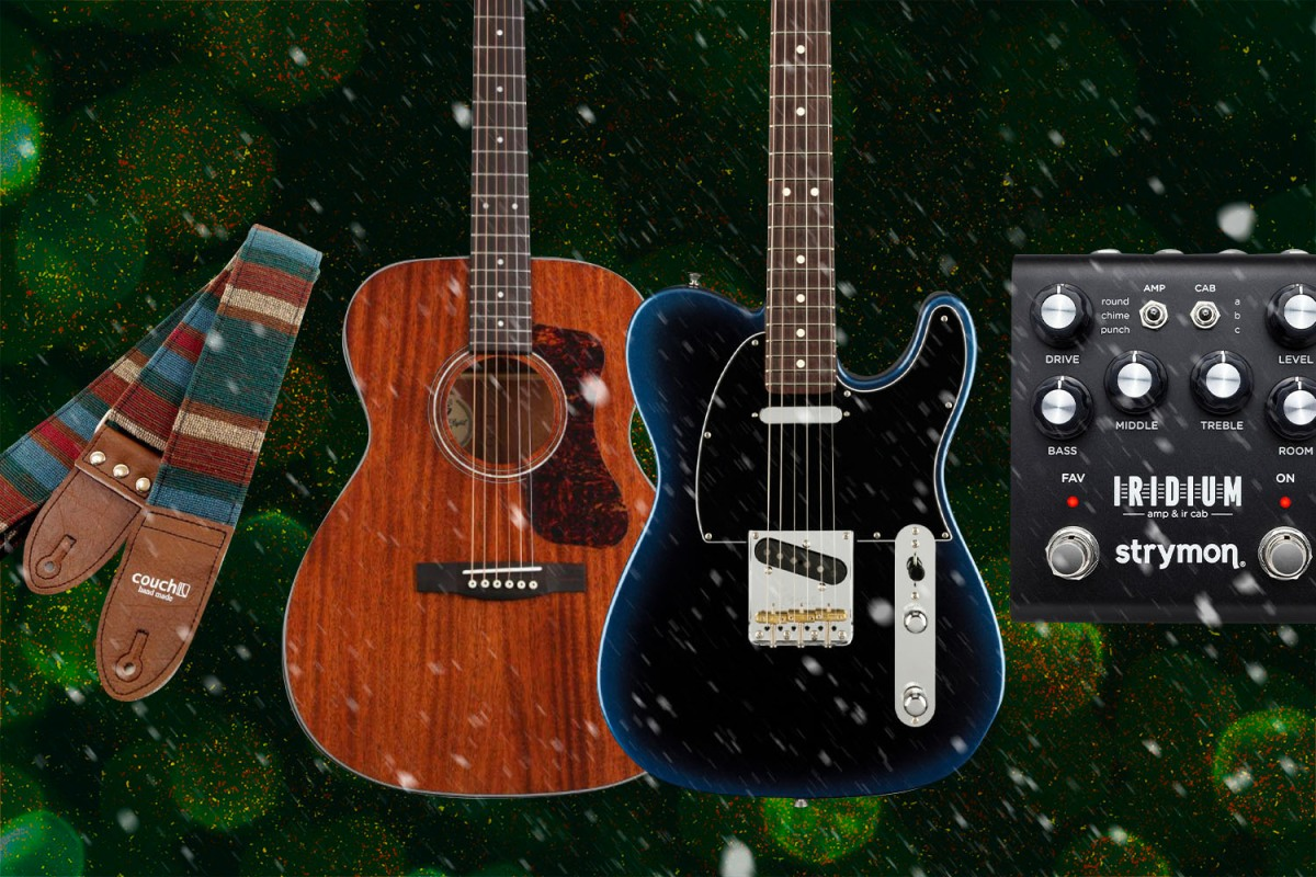 15 Great Gifts for the Quarantined Guitar Player