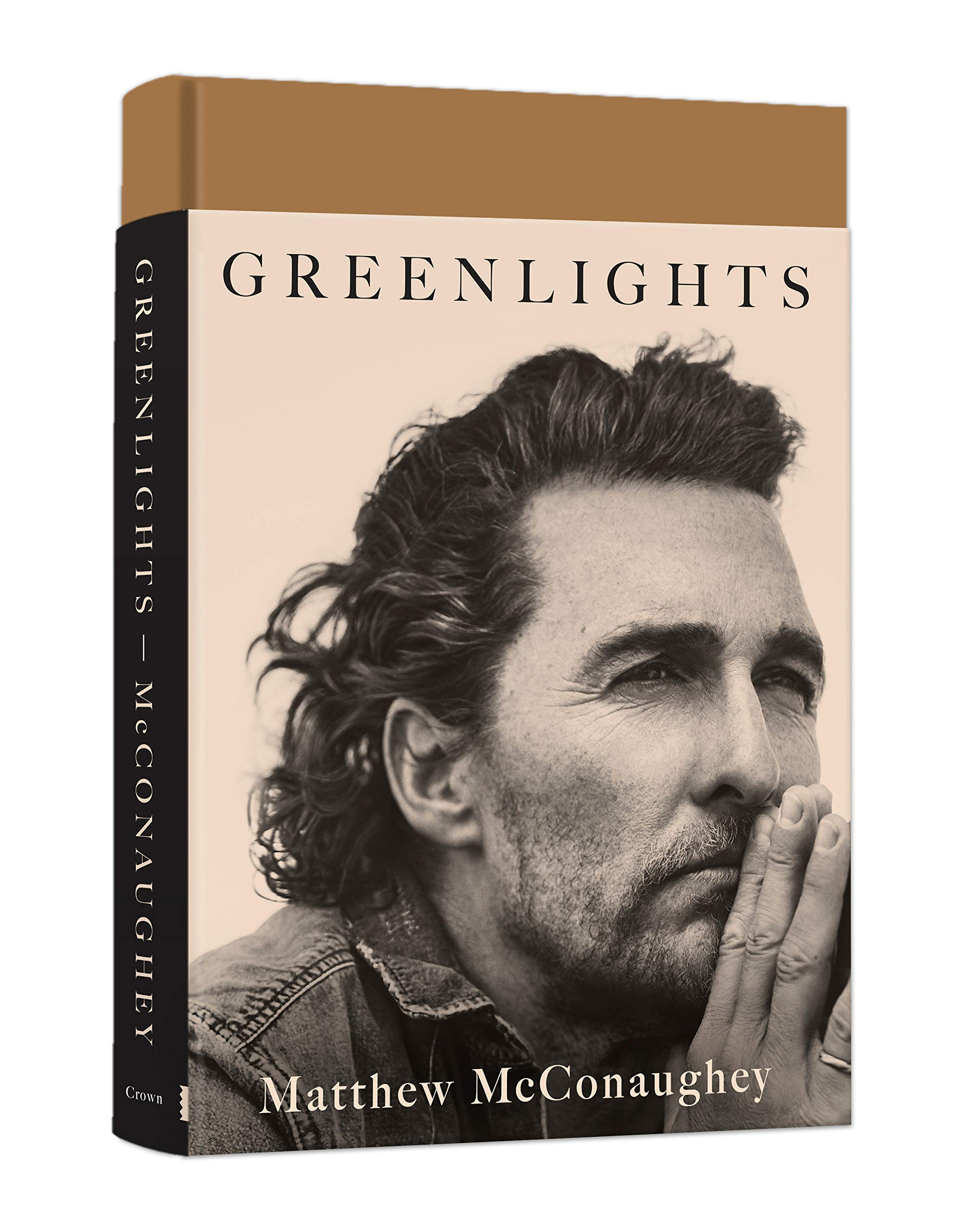 """Greenlights"" cover"