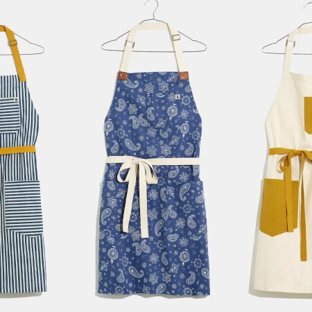 hedley and bennett madewell aprons