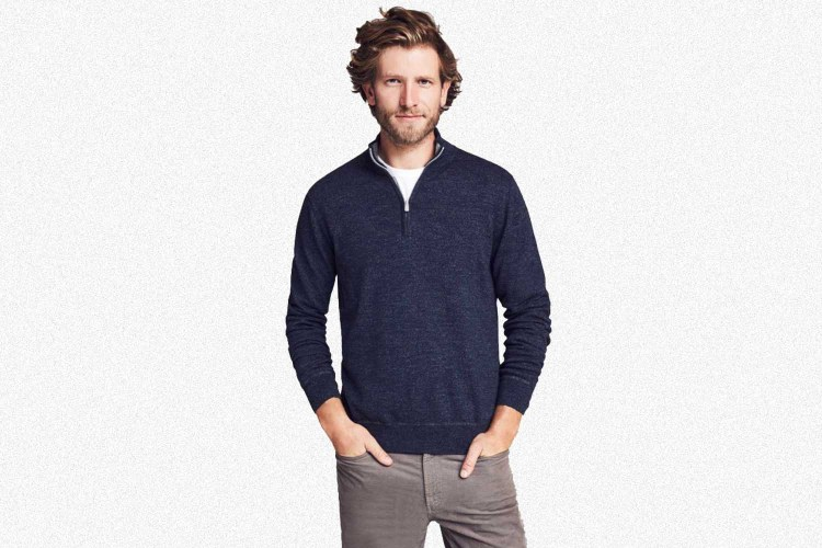 faherty men's sconset pullover