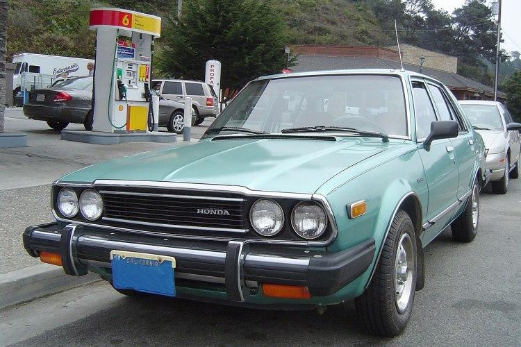 Early 80s Honda Accord