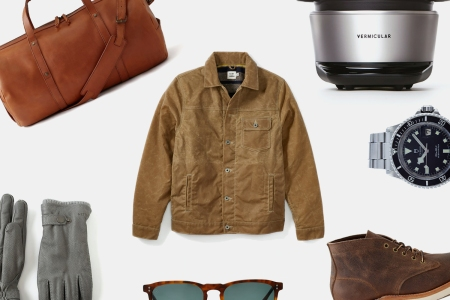 Huckberry Top Shelf Exclusives