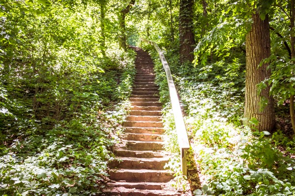 Devil's Staircase