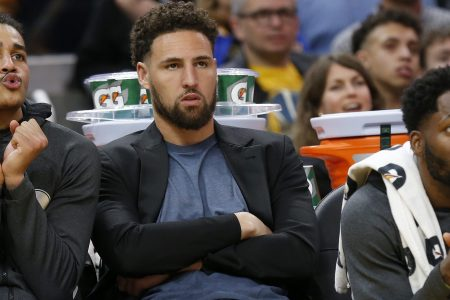 Klay Thompson Will Miss Second Straight Season for Warriors With Achilles Tear