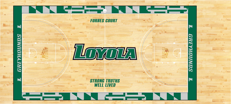 Loyola University Maryland court