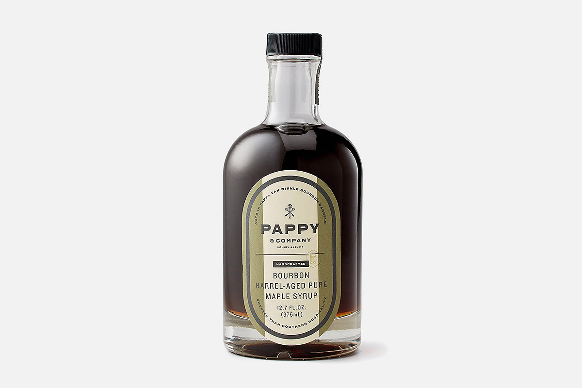 Pappy & Company Barrel-Aged Maple Syrup