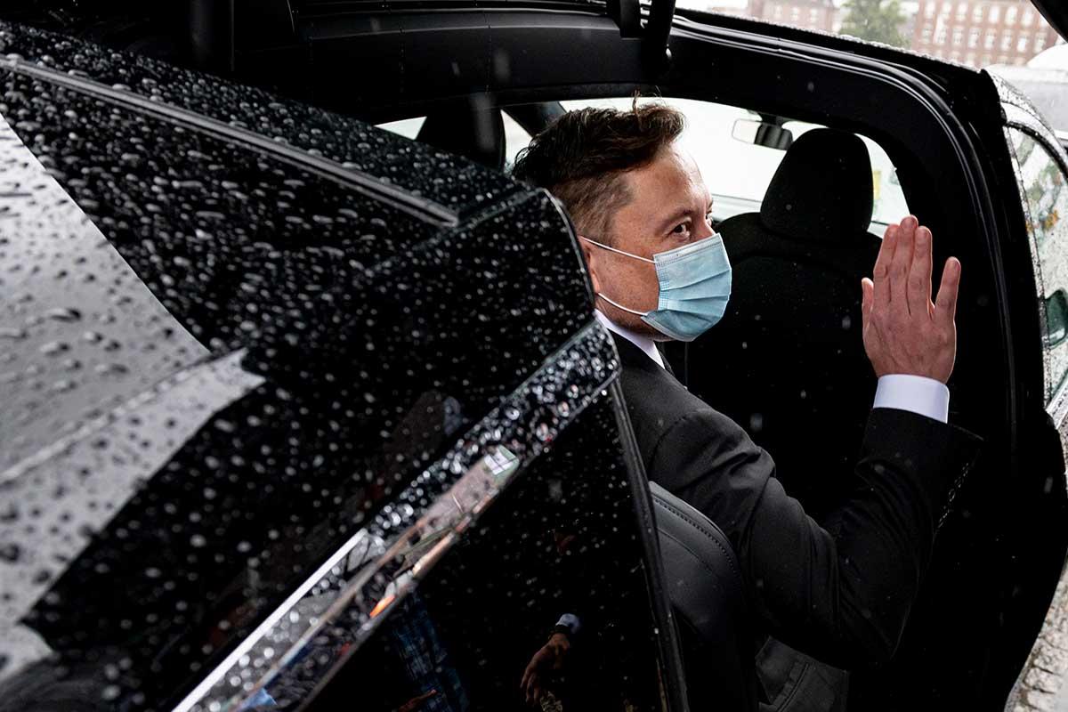 Elon Musk now world's third-richest man