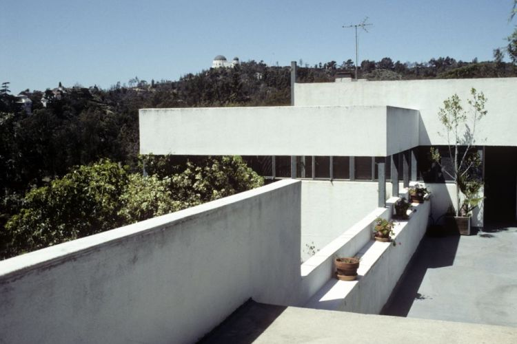 The Lovell House In LA